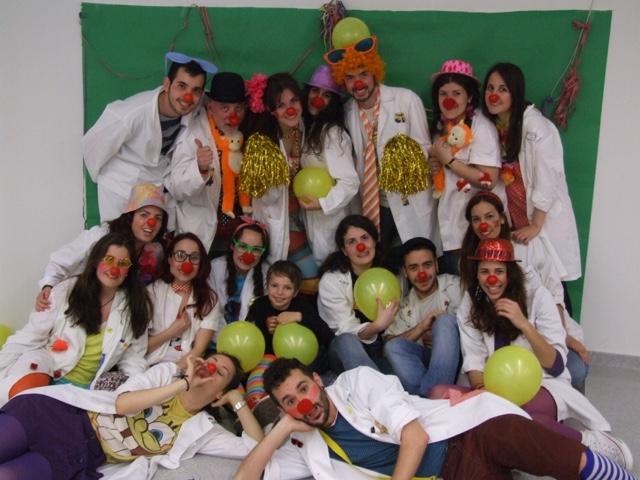 Making of calendario solidario – Asociación DRAM
