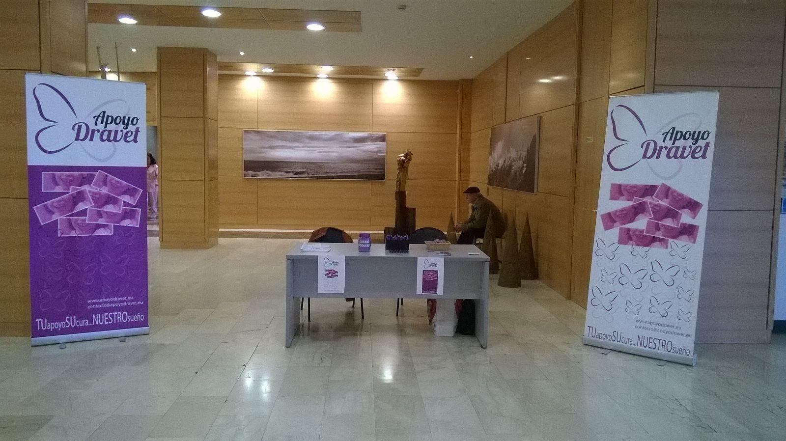 Campaña de diseminación de la enfermedad en Hospital Universitario de Donostia
