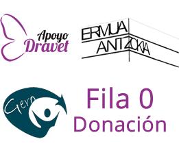 Fila 0 - Donación - Síndrome de Dravet